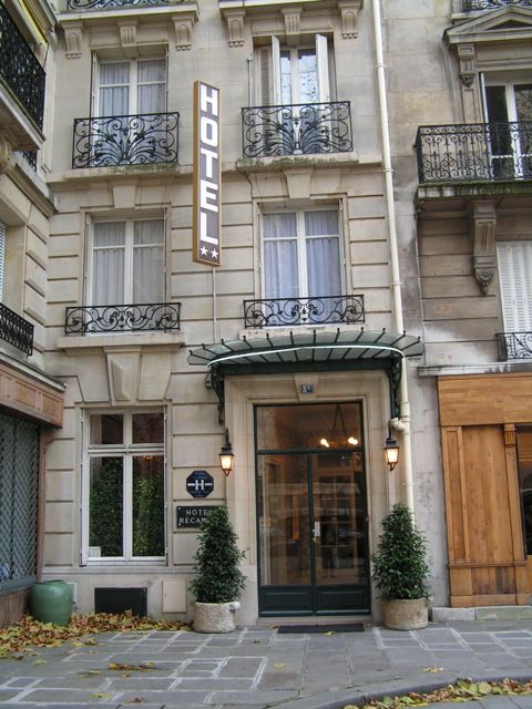 Hotels in paris france for Guide hotel france