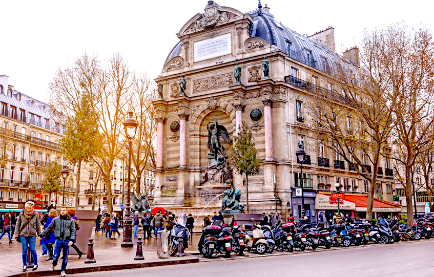 A Paris Guide The Latin Quarter And St Michel