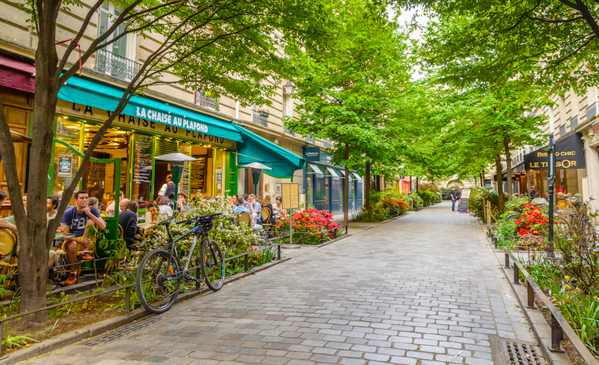 A Paris Guide The Marais