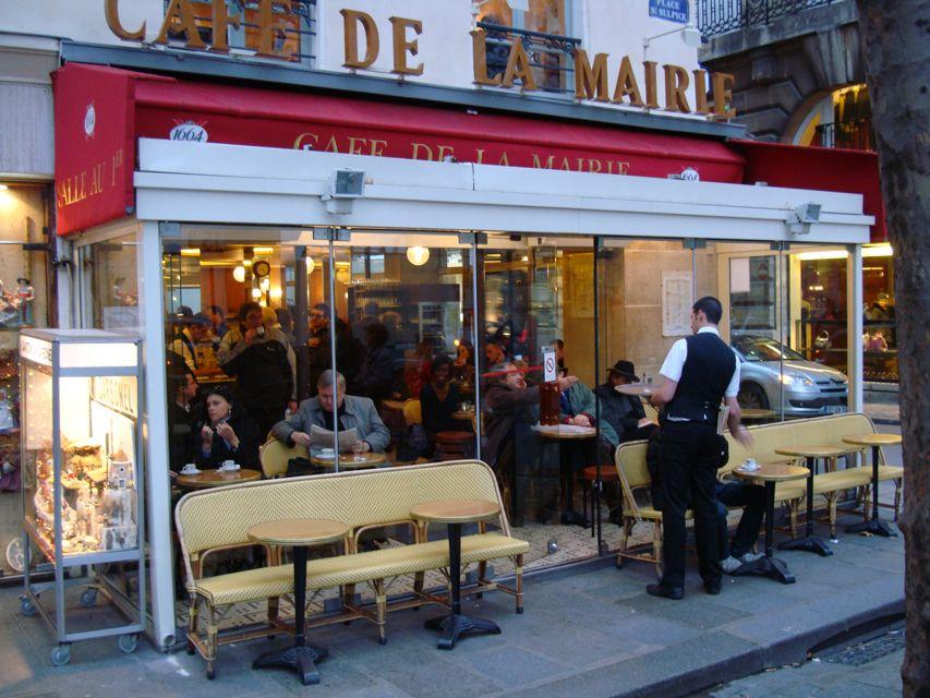 Cafe De La Mairie Paris