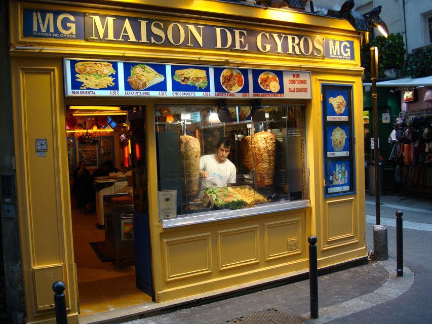 Gyros Fastfood Paris